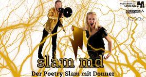 Slam´md - Der Poetry Slam mit Donner